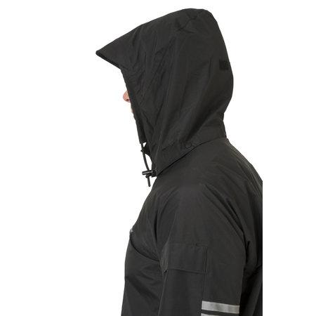 AGU Original Rain Suit - Regenpak Zwart - Maat XL