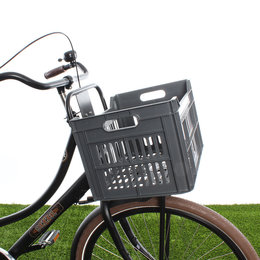 Urban Proof Fietskrat 30L Ash Grey - Recycled