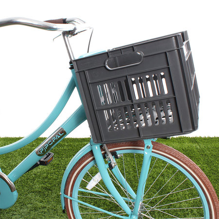 Urban Proof Fietskrat 30L Ash Grey - Recycled