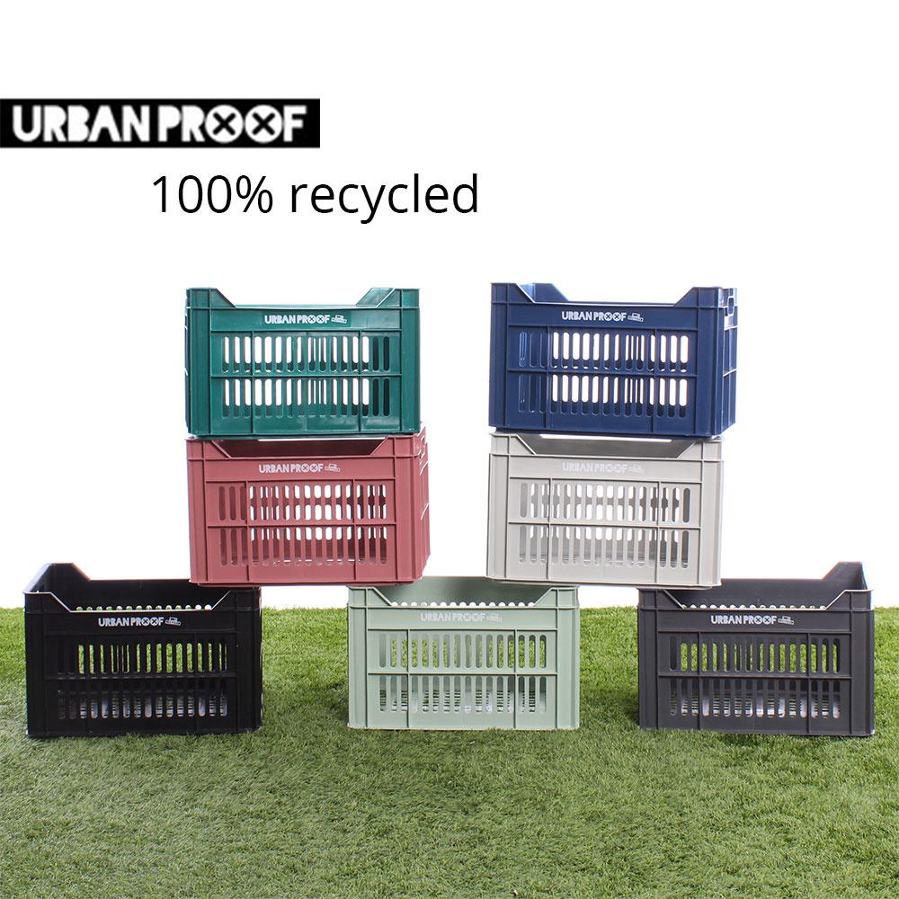 Fietskrat recycled