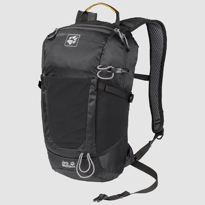 Jack Wolfskin Rugzak Kingston 16 Pack 16L Black