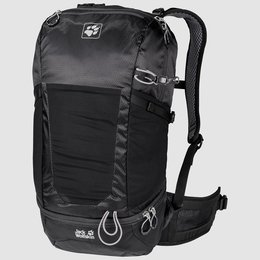 Jack Wolfskin Rugzak Kingston 22 Pack 22L Black