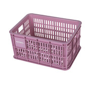 Basil Fietskrat Crate 25L Faded blossom MIK/RT