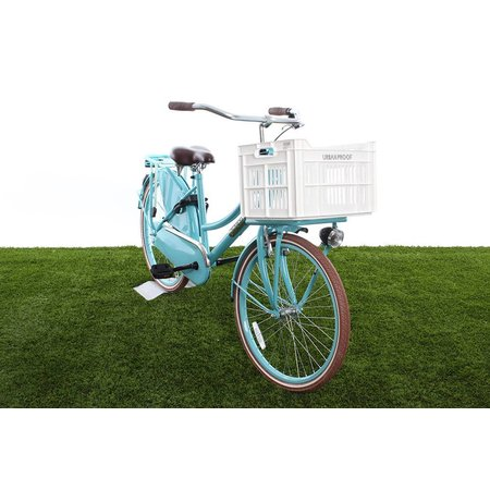 Urban Proof Fietskrat 30L White - Recycled