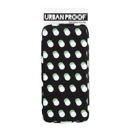 Urban Proof Fietskussentje bagagedrager Stippen Zwart