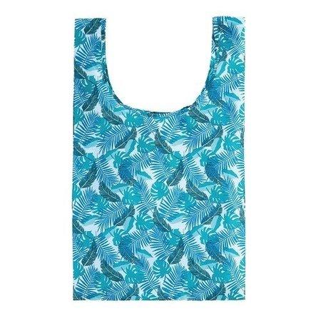 Urban Proof Shoppertasje Leaves - altijd op zak = ideaal!