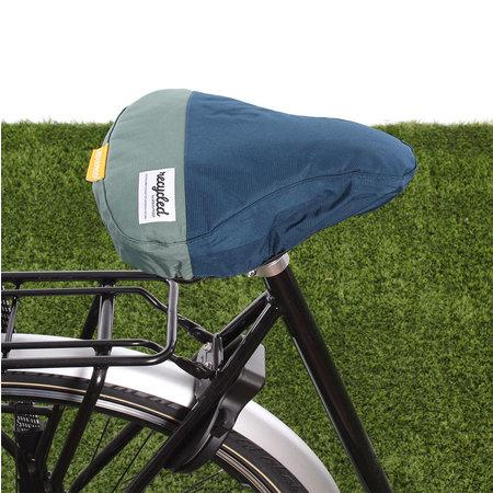 Urban Proof Zadeldekje Recycled Blauw/Groen