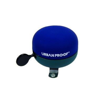 Urban Proof Fietsbel Ding Dong 6 CM Blauw/Groen