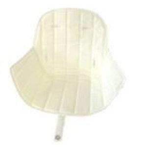Ovo Ovo highchair - stoel kussen wit