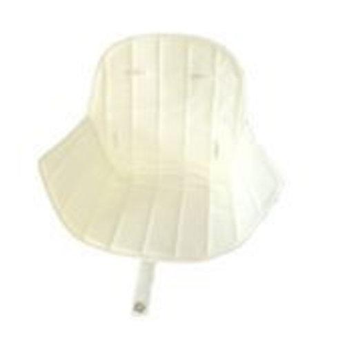 Ovo highchair - stoel kussen wit