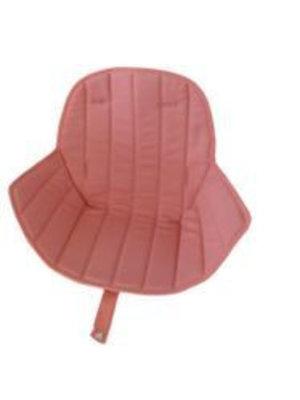 Ovo highchair - stoel kussen roze