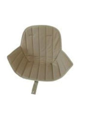Ovo highchair - stoel kussen beige