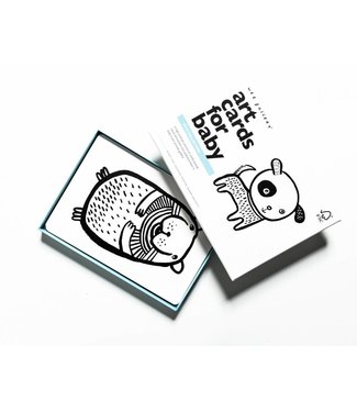 Wee Gallery Art cards Pets