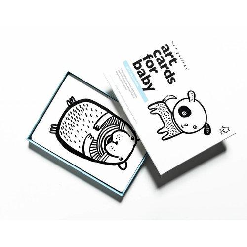 Wee Gallery Art cards Pets