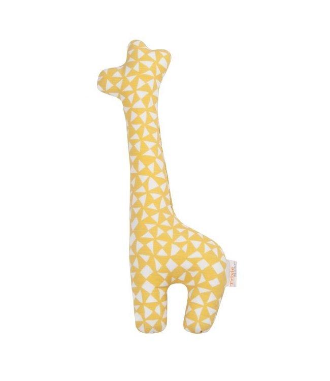 Trixie Trixie giraf rammelaar Diabolo