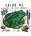 Wee Gallery Bath Book Color me Pond