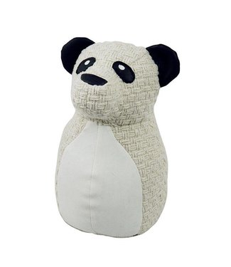 ROCKY PANDA doorstopper/bookend