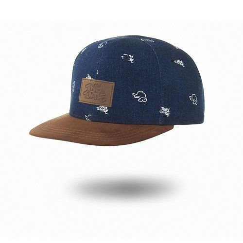 Tiny Turtle Tiny Turtle Cap Highback Denim