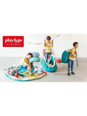 Play & Go Play & Go Speelkleed Blue Diamonds