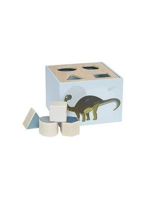 Sebra Blokkendoos Dino