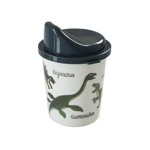 Sebra Sebra Sippy Cup Dino 0+ melamine