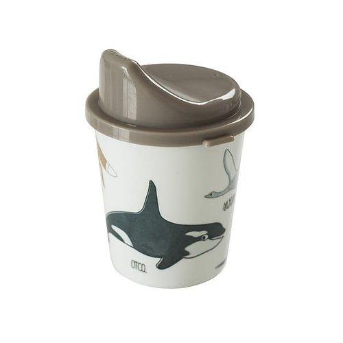Sebra Sebra Sippy Cup arctic Animals 0+ melamine