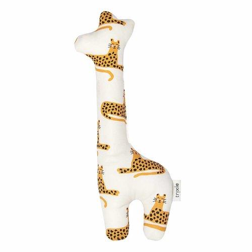 Trixie Trixie giraf rammelaar Cheetah