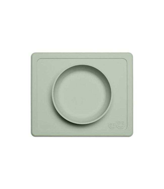 EZPZ EZPZ Mini bowl Placemat & bowl in one Sage/ groen