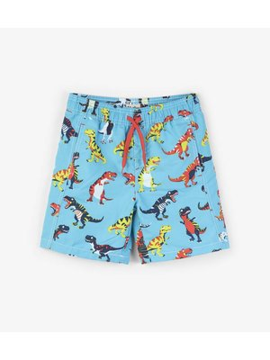 Hatley Swim Shorts Roaring T-Rex UV Factor 50+