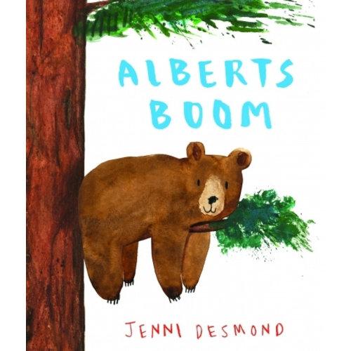 Alberts boom. Jenni Desmond