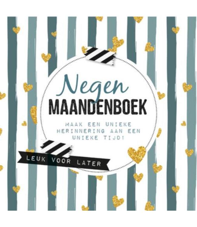 Lantaarn publishers Negen maandenboek - Invulboek
