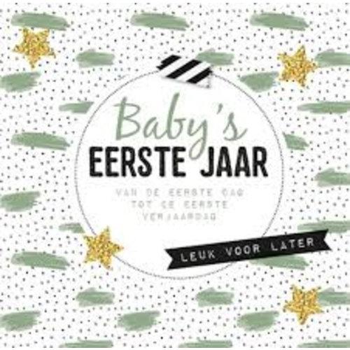 Baby's eerste jaar - Invulboek