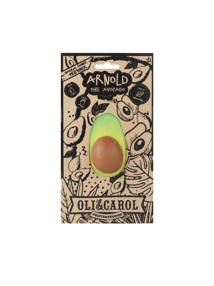 Oli & Carol Oli & Carol Bijtring/ Badspeeltje Avocado