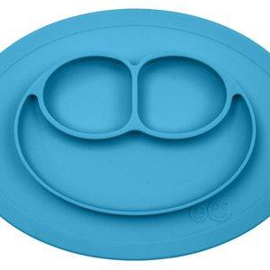 EZPZ EZPZ Mini mat Placemat & plate in one Blue/ blauw