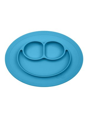 EZPZ EZPZ Mini mat Placemat & plate in one Blue/ blauw
