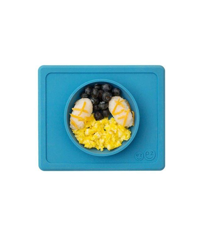 EZPZ EZPZ Mini bowl Placemat & bowl in one Blue