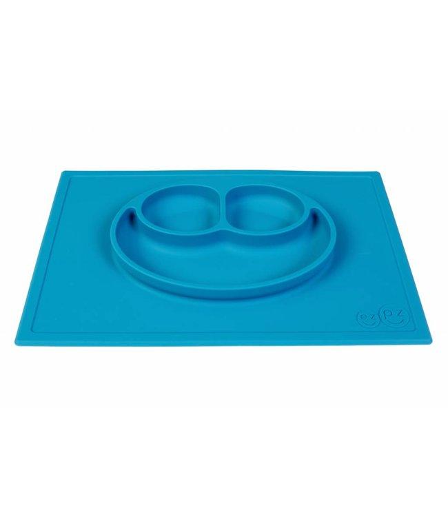 EZPZ EZPZ Happy mat Placemat & plate in one Blue
