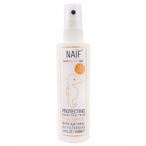 Naif Naif Zonnebrand spray (SPF 30) 100 ml