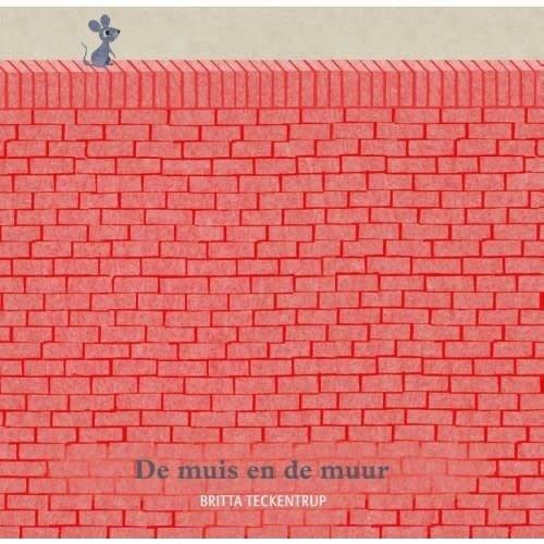 Muis en de muur. Britta Teckentrup