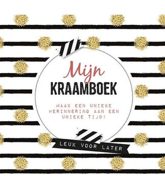 Lantaarn publishers Mijn kraamboek - Invulboek
