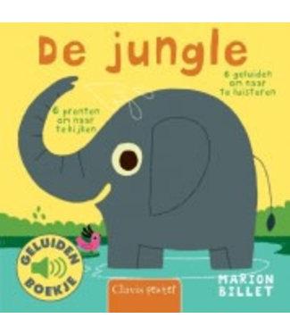 De jungle - Geluidenboek. Marion Billet