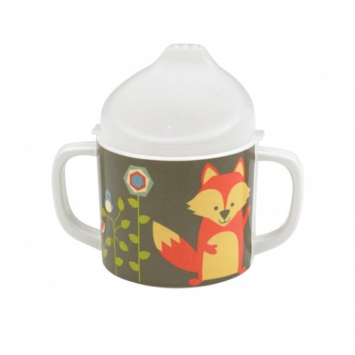 Sugarbooger Sugarbooger Sippy cup What did Fox eat?