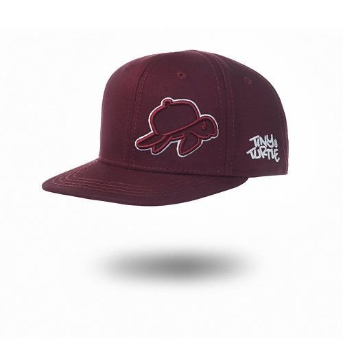 Tiny Turtle Tiny Turtle Cap Highback Burgundy