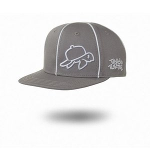 Tiny Turtle Cap Highback Cool Grey