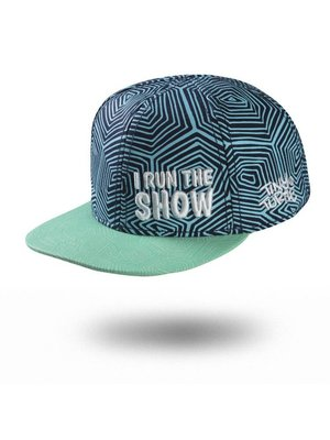 Tiny Turtle Tiny Turtle Cap Highback Shell 'I Run The Show'