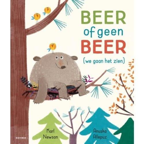 Beer of geen beer (we gaan het zien). Karl Newson