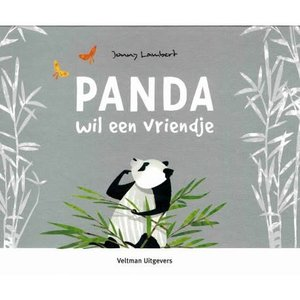 Panda wil een vriendje. Jonny Lambert