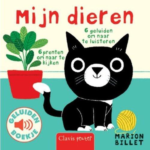 Mijn dieren - Geluidenboek. Marion Billet