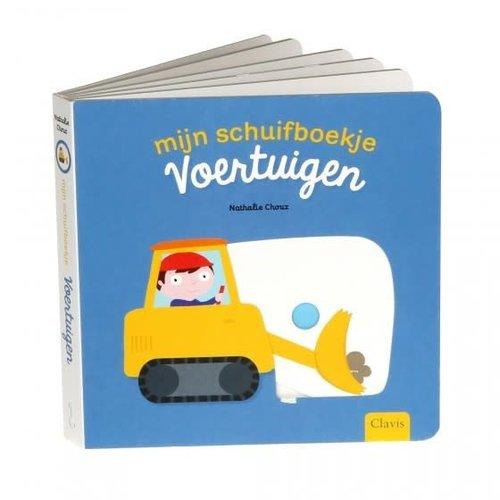 Voertuigen - Schuifboekje. Nathalie Choux