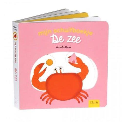 De zee - Schuifboekje. Nathalie Choux